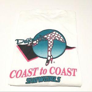 Screen Stars • 80s Showgirls Vintage T-Shirt